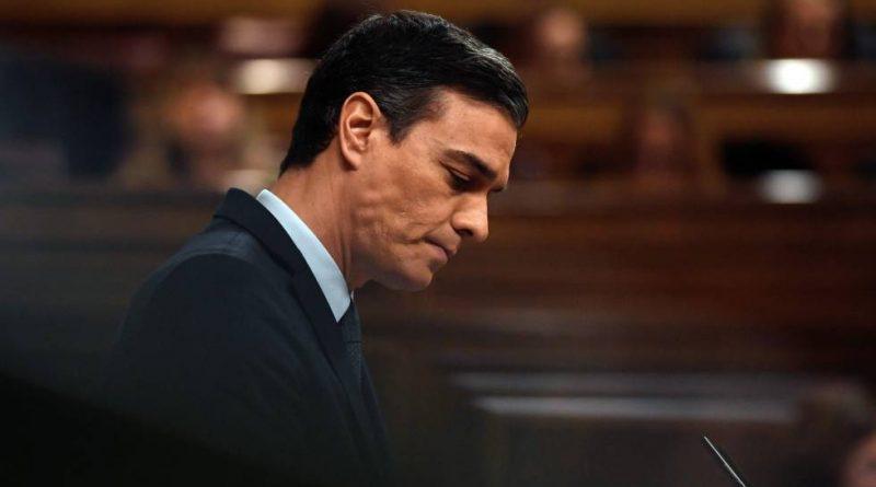 Pedro Sánchez no consigue la mayoría absoluta durante la víspera del Día de Reyes