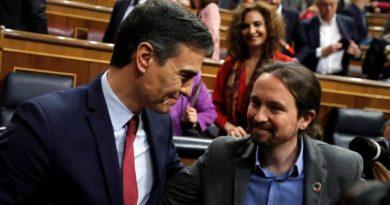 Pedro Sánchez comunica su nuevo Gobierno