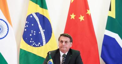 1000 mln dlrs será el préstamo a Brasil del Banco de Grupo BRICS para daños del COVID-19