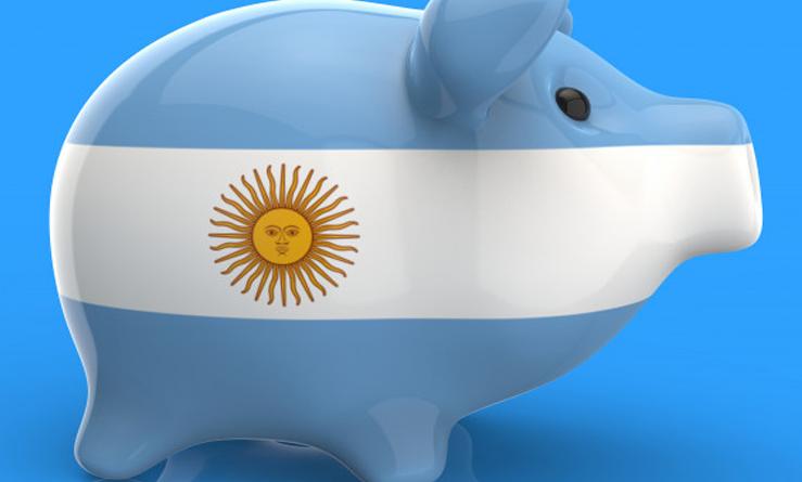 Recorte de liquidez deja los bonos argentinos a la baja