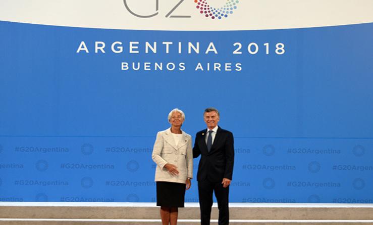 Comenzaran las negociaciones del nuevo programa crediticio entre Argentina y FMI