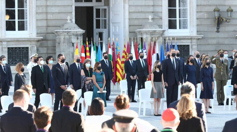 España avanza recuperándose tras la pandemia