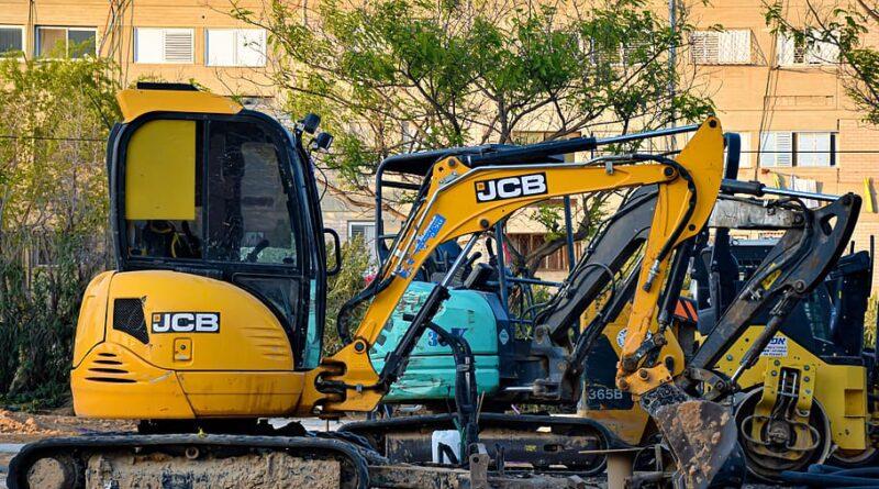 Las construcciones aumentan en el segundo trimestre