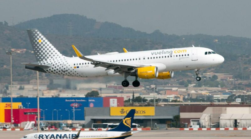 Los vuelos de bajo costo suben un 95,6 % según Turespaña