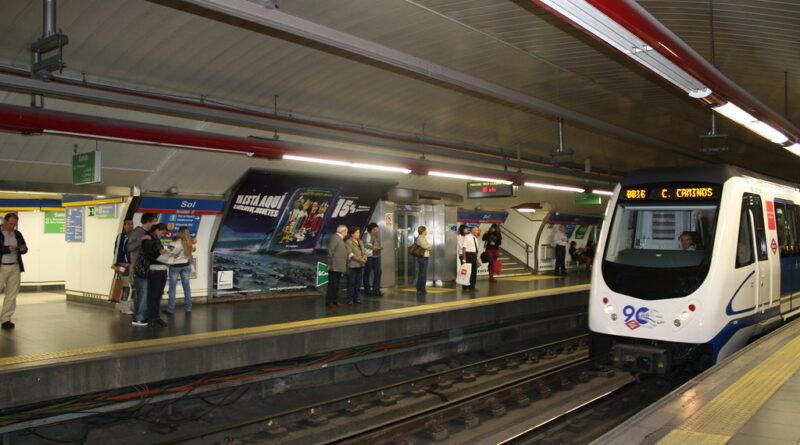 Metros de España se recuperan pero están en 41 %
